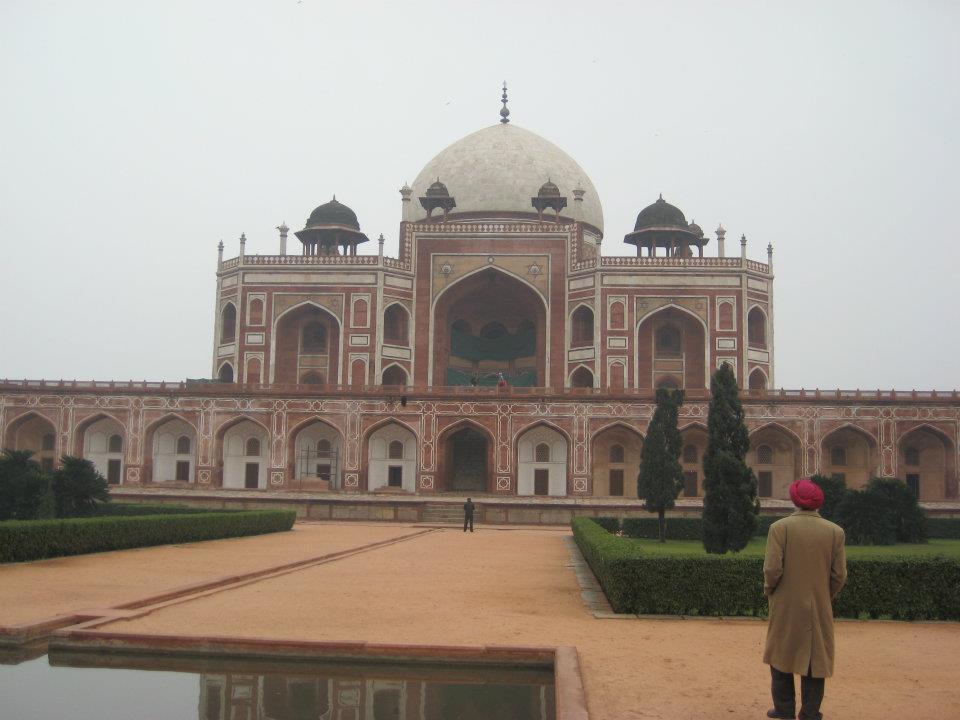 Humayon's Tomb