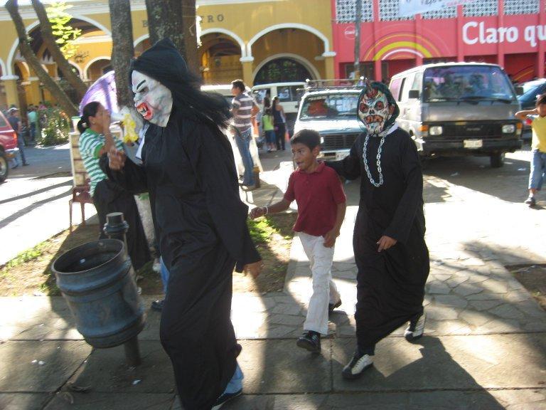 A festival in Masaya