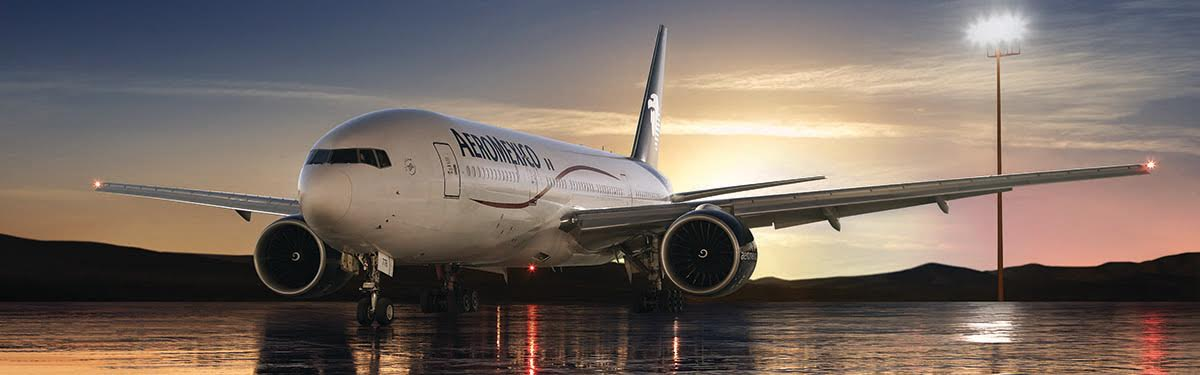 Image courtesy of AeroMexico