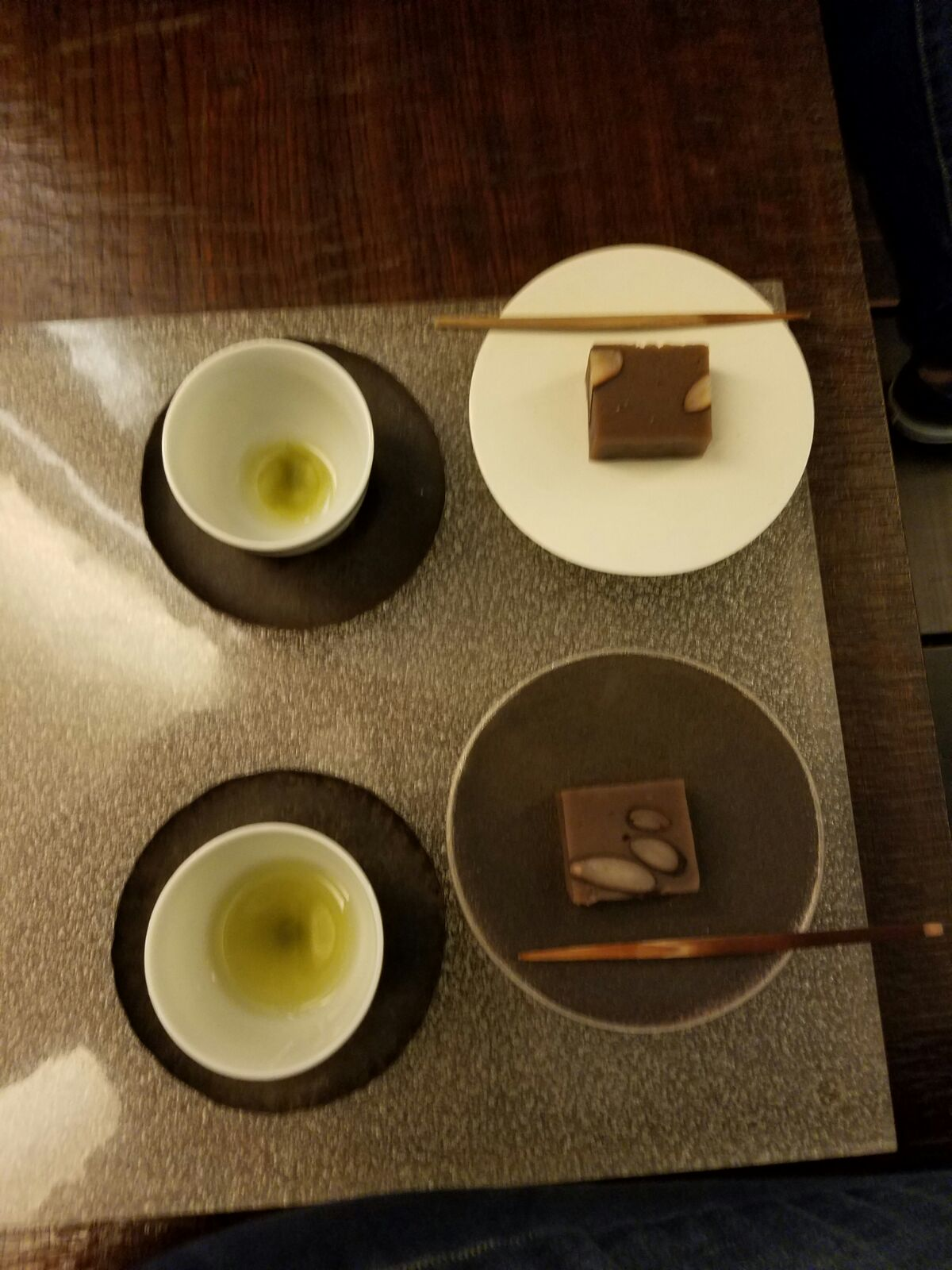 Tea house in ginza