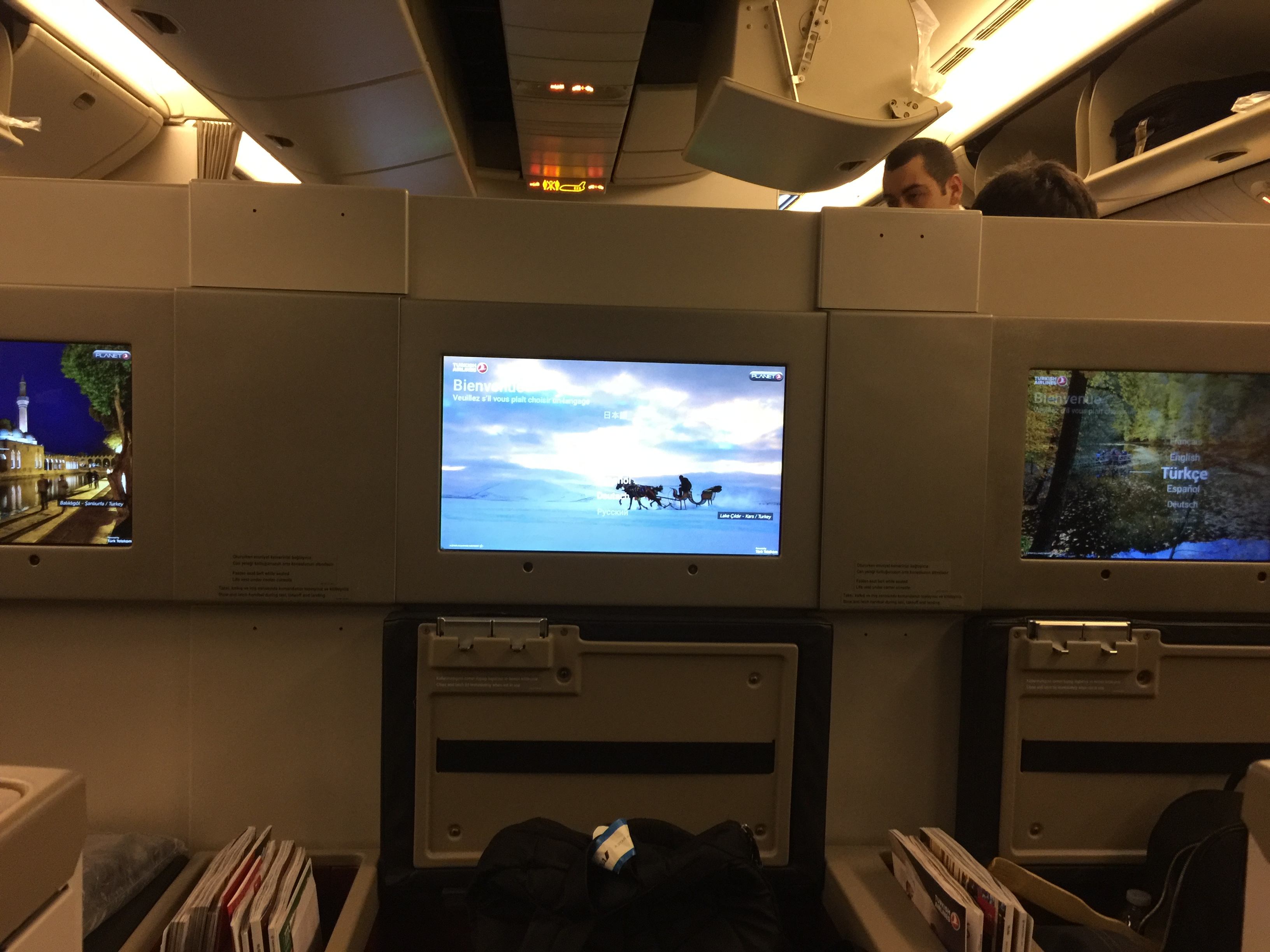 Turkish airlines business class travel with vik - Turkish airlines uk office ...